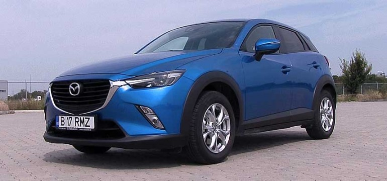 Mazda CX-3 2.0l G120 4×2 Attraction