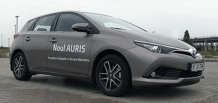 Toyota Auris 1.2l D-4T Luna