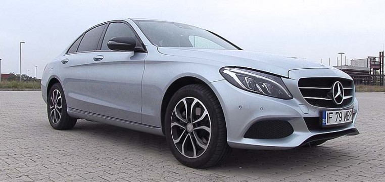 Mercedes-Benz C 220 D 7G-Tronic BlueTEC 4Matic