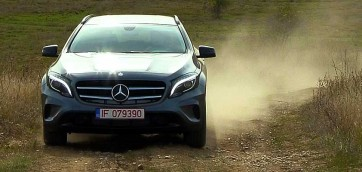 Mercedes-Benz GLA 200 CDI 4Matic