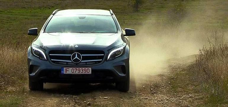 Mercedes-Benz GLA 200 CDI 7G-DCT 4Matic