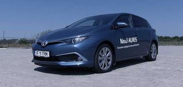 Toyota Auris 1.6l D-4D Sol