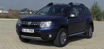 Dacia Duster 1.2l TCe 4x4 Laureate