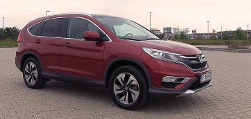 Honda CR-V 1.6l i-DTEC AT AWD Executive