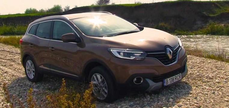 Renault Kadjar 1.6l dCi 4x4 ZEN