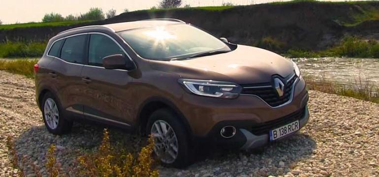 Renault Kadjar 1.6l dCi 4×4 ZEN