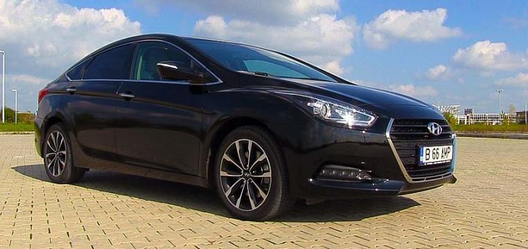 Hyundai i40 1.7l CRDi 7DCT Supreme +