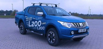 Mitsubishi L200 2.4l DI-D AT 4x4 Intense