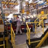 Modernizarea uzinelor Dacia continua