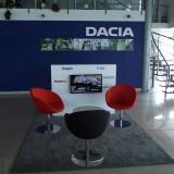 Dacia Evolution + – nou standard pentru showroom-urile Dacia