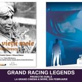 Cinema: proiectii documentare dedicate unor piloti din cursele de automobile