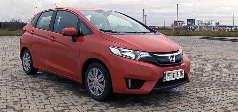 Honda Jazz 1.3l MT Trend