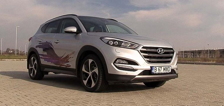 Hyundai Tucson 1.6l T-GDi 7DCT 4WD Luxury+