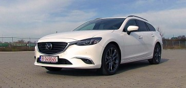 Mazda 6 Combi 2.2l D AT6 4x4 Revolution Top