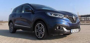 Renault Kadjar 1.5l dCi EDC Intens