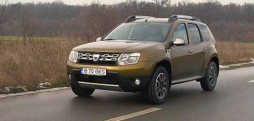 Dacia Duster 1.5l dCi SL Orange
