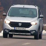 Dacia Lodgy 1.5l dCi Stepway