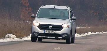 Dacia Lodgy 1.5l dCi Stepway