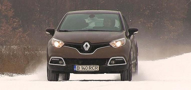 Renault Captur 1.5l dCi 110 6M Intens