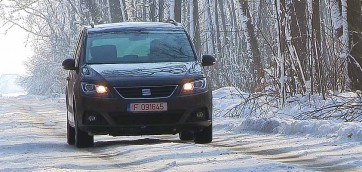 SEAT Alhambra 2.0l TDI 4x4 7S Style Advanced