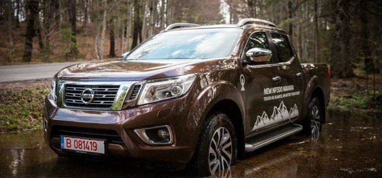 Nissan NP300 Navara: International Pick of the Year 2016