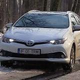 Toyota Auris TS 1.8l VVT-i Hybrid SOL