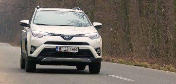 Toyota RAV4 2.5l HSD 4x4 Luxury