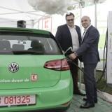 Kaufland: prima retea publica de statii de incarcare rapida masini electrice