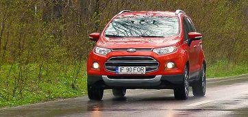 Ford EcoSport 1.0l EcoBoost Titanium