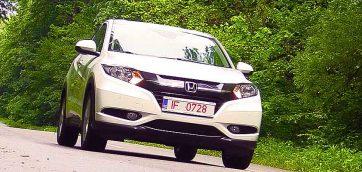 Honda HR-V 1.6l i-DTEC Elegance