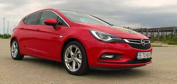 Opel Astra K 1.4l Turbo Innovation