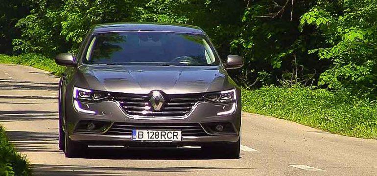 Renault Talisman 1.6l dCi EDC6 Intens