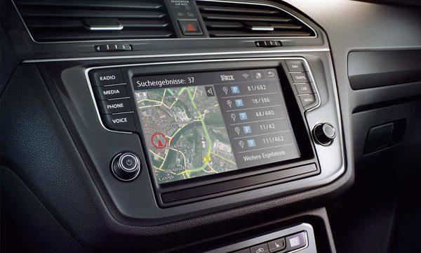 Noul VW Tiguan: conectivitate prin Vodafone