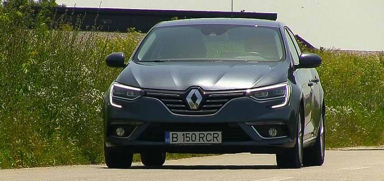 Renault Megane 2016 1.6l dCi Intens