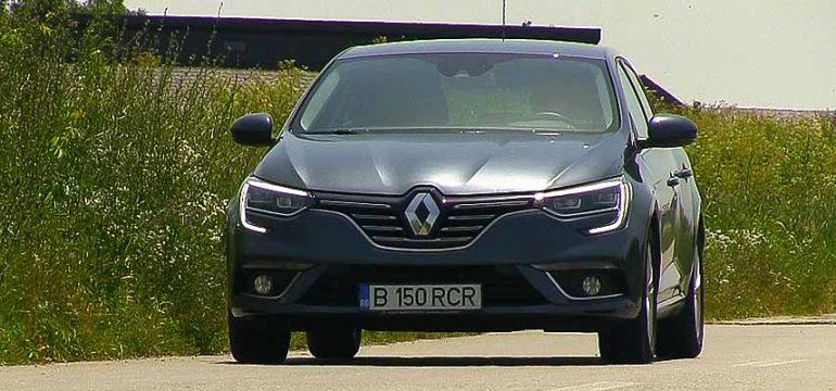 Renault Megane 1.6l dCi Intens