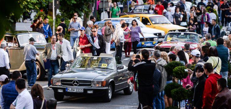 Concursul de eleganta Sinaia 2016