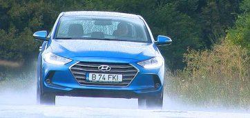 Hyundai Elantra 1.6l CRDi Exclusive