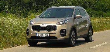 Kia Sportage 2,0l DSL HP AT 4x4 Style