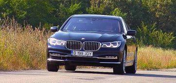 BMW seria 7 730d xDrive