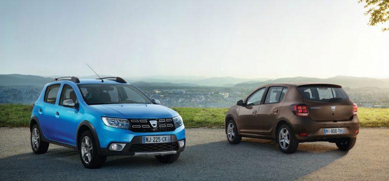 Noutati in gama Dacia: facelift, 1.0l SCe si EDC pe Duster