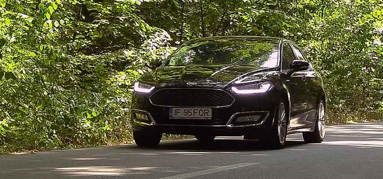 Ford Mondeo 2.0l iVCT HEV Vignale