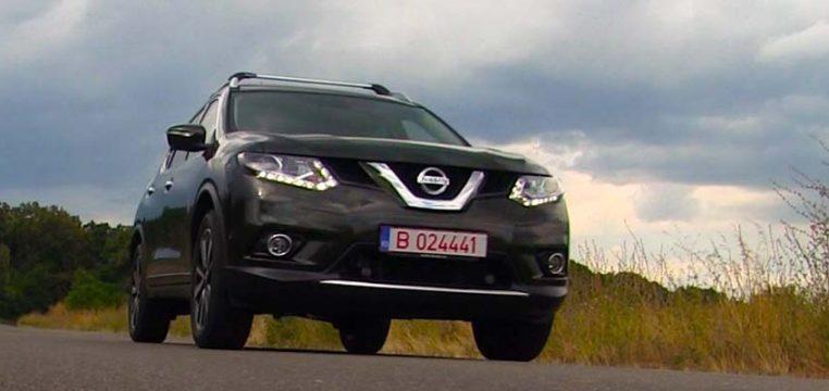 Nissan X-Trail 1.6l dCi X-Tronic Tekna