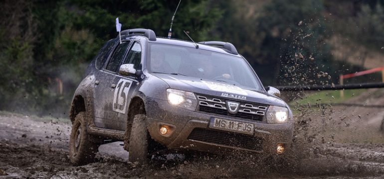 Dacia Duster Camp 2016