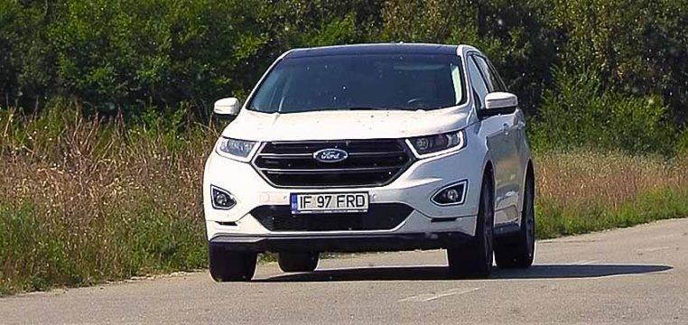 Ford Edge 2.0l TDCi PS AWD SPORT