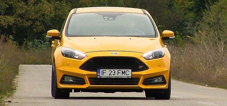 Ford Focus ST 2.0l T MT6