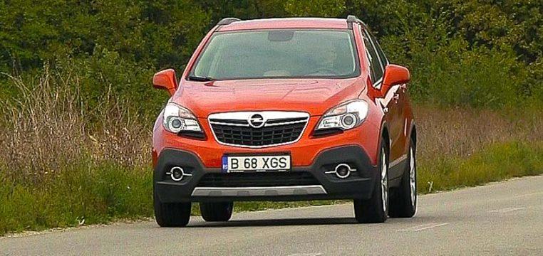 Opel Mokka 1.6l CDTI 4x4 Cosmo