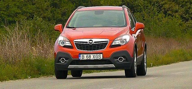 Opel Mokka 1.6l CDTi 4×4 Cosmo
