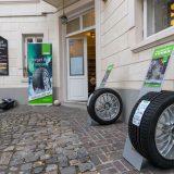 Nokian Tyres: prima conferinta de presa in Romania