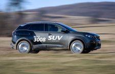 SUV Peugeot 3008