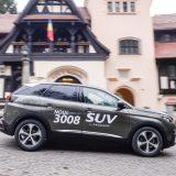 Noul PEUGEOT 3008: SUV cu tehnologie avansată